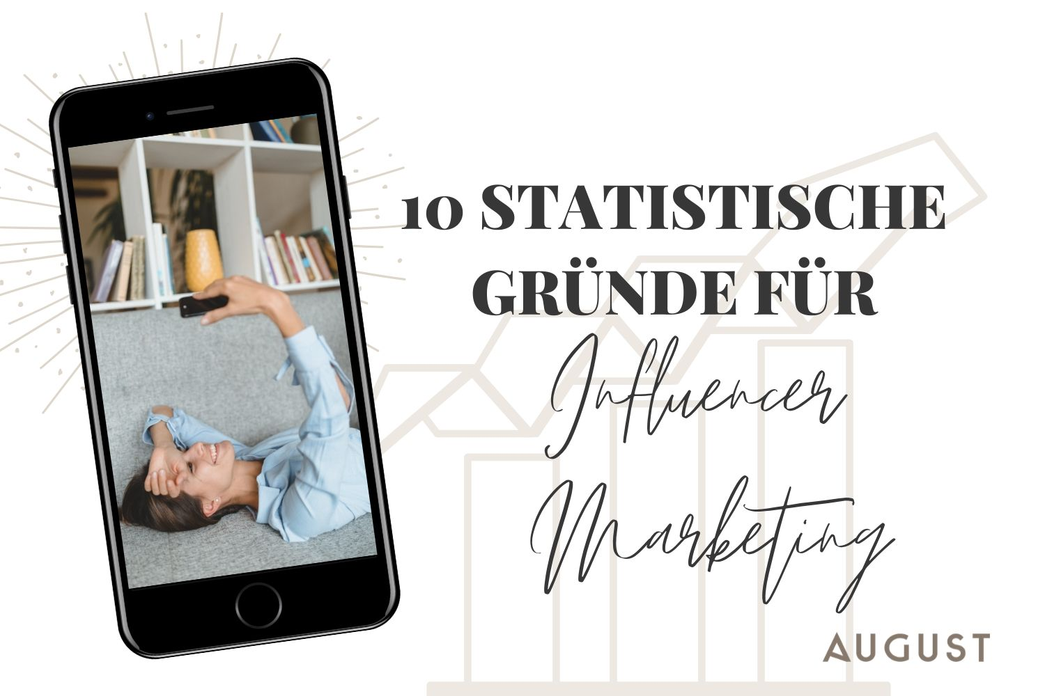 Statistische Gründe Influencer Marketing